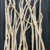 Décoration d'intérieur paravent en branches de bois flotté, Grand modèle Bandol by Deluxe Créations